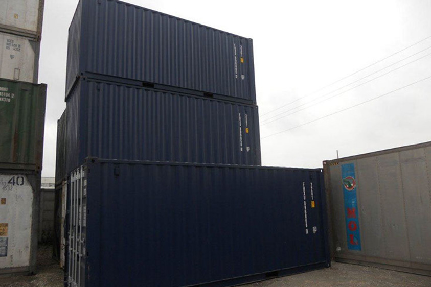 roman containers Guayaquil